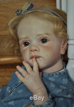FRIDA Karola Wegerich PROTOTYPE Ella's Babies Toddler 1ofa Kind Ultra Real