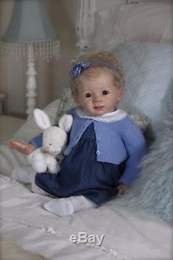 FRIDOLIN Cheza Baby Reborn baby PROTOTYPE 1 KAROLA WEGERICH IIORA BARGAIN