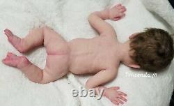 FULL BODY SILICONE BABY- Marta #1 by Tory Dolls Drink n Wet