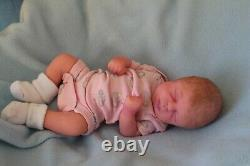 FULL BODY SILICONE BABY girl Micro preemie