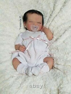 FULL BODY SILICONE Baby Mia #3 By Noe Art Dolls VIDEO INCL