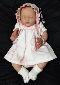 FULL BODY SILICONE PREEMIE BABY HOPE by Bonnie Sieben