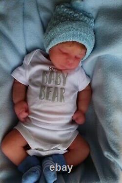 FULL BODY SILICONE new born BABY Boy