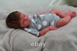 FULL BODY SILICONE new born BABY GIRL