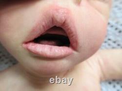 Full Body ECOFLEX SILICONE Baby BOY Doll ALEX by MINI by MANOUK