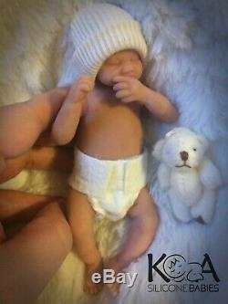 Full Body Mini silicone baby boy Jimmy