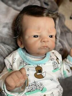 Full-Body Silicone Baby Boy
