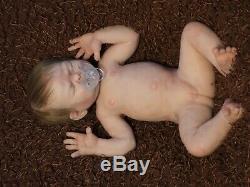 Full Body Silicone Baby Girl