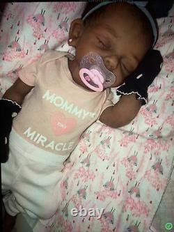 Full Body Silicone Baby Girl Doll