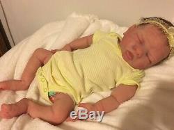 Full Body Silicone Baby MIA by Olivia Stone