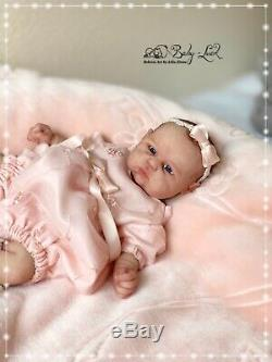Full Body Solid Silicone Baby Mimi by Maisa Said