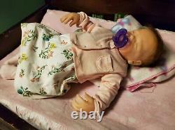 Full body silicone baby girl ecoflex 30