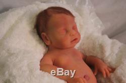 Full body silicone reborn baby doll anatomically correct girl 18 custom made