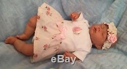 Helena NEWBORN BABY Child friendly REBORN doll cute Babies