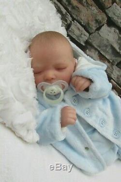 Honeybabies Realborn Reborn Baby Boy Preemie Darren