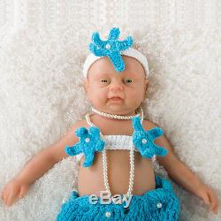 IVITA Reborn Baby GIRL 18-inch Realistic Silicone Reborn Baby Teaching Doll