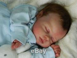 Isabella by Nikki Johnston. Beautiful Reborn Baby Doll with COA