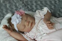 It's a girl! Or It's a Boy reborn baby doll! CUSTOM MADE! Big 22 inches