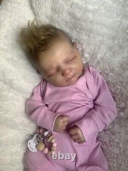 JENNIE ReBorn By Saint Cloud Nursery