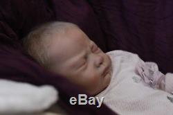 Jayden by Natalie Scholl Reborn Baby Girl RARE long sold out limited edition