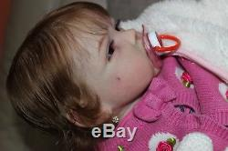 Kylie By Romie Strydom Sold Out Edition. Reborn Baby Doll Toddler