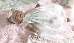 Lennox Romie Strydom Reborn Baby Full Body Solid Platinum Silicone Doll