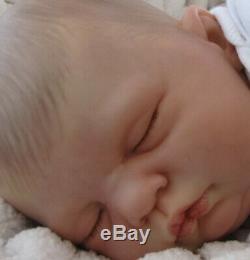 Lifelike Newborn Dolls Artist 9yrs Sugar Rubert Reborn Baby Doll Sunbeambabies