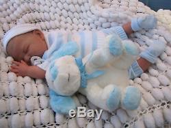 Lifelike Newborn Dolls Realistic Baby Sunbeambabies Child First Reborn Baby Doll