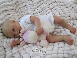Lifelike Newborn Dolls Realistic Ghsp Sunbeambabies Reborn Baby Raine Fagan