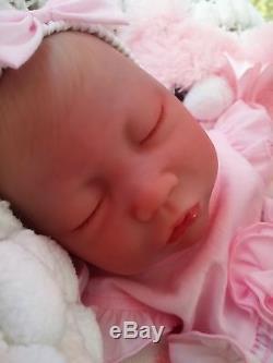 Lifelike Newborn Dolls Realistic Sunbeambabies Childs Reborn Baby & Belly Plate