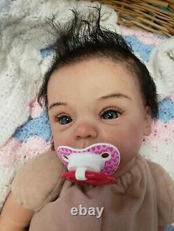 Livia Reborn Doll By G. Legler
