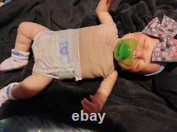 Lou Lou Reborn Baby (Handmade)