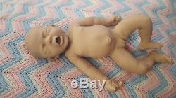 Lovebug Blank Eco 20 Soft Silicone Baby Girl By Sylvia Manning