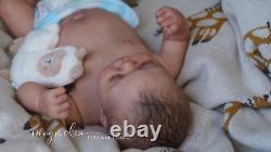Magnolia Dream Doll Reborn baby boy 18'' Julien by Elisa Marx