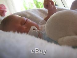 New 7lbs Reborn Toddler Baby Boy Doll & Gift Bag Donna Rubert Sunbeambabies Ghsp
