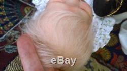 PIA ULTRA RARE REALISTIC Reborn baby PROTOTYPE 1 KAROLA WEGERICH BARGAIN