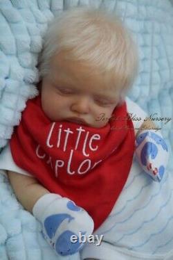 Pbn Yvonne Etheridge Reborn Baby Doll Boy Sculpt Rosalie By Olga Auer 0920