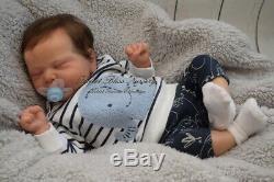 Pbn Yvonne Etheridge Reborn Doll Boy Sculpt Chase By Bonnie Brown 0319