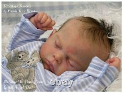 Phoenix Reborn doll kit by Cassie Brace blank unpainted vinyl kit Sold Out LE