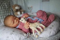 Precious Baban Realborn Charles A Very Realistic Newborn Reborn Baby Boy Doll