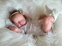 Preemie Reborn Doll Twin B by Bonnie Brown