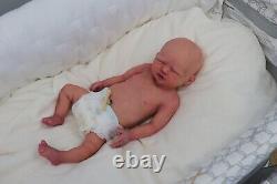 Prototype Full Body Silicone Baby Boy Jaxon Made By Susan Gibbs