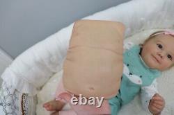 Prototype Reborn Baby Realborn June 7m Awake by Silvia Ezquerra