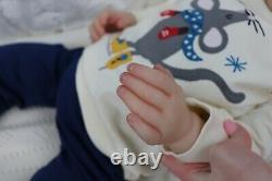 Prototype Reborn Toddler Liam by Bonnie Brown made by Julia Homa
