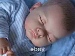 REBORN BABY BOY DOLL Custom Order By Angel Art Reborn Nursery