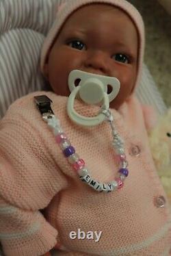 REBORN DOLLS BABY TO 7lb CHILD SAFE, FULL LIMBS + BOTTLE TEDDY ETC SUNBEAMBABIES