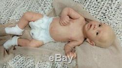 Rare! Full Body Silicone Baby Girl Poppy by Andrea Arcello Long Sold Out HTF