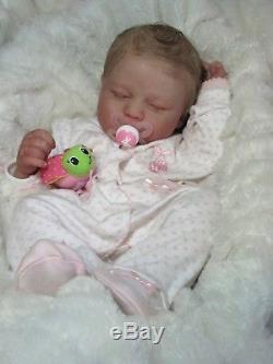 Realborn Kimberly Reborn Baby Girl. Free Shipping
