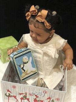 Reborn AA Ethnic Doll Yannik By Natali Blick