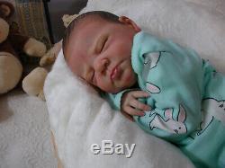 Reborn Adelina By Elisa Marx, Newborn Baby Girl, Realistic No Reserve